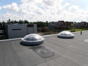 Jumta kupoli, pārdošana un uzstādīšana - Keraplast Latvia