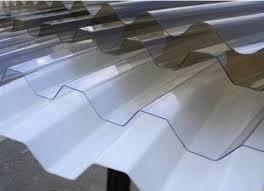 Caurspīdīgs jumta segums - PVC un polikarbonāta loksnes - Keraplast Latvia