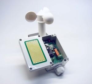 Accessories - Weather Sensor 250V_24V type AWR
